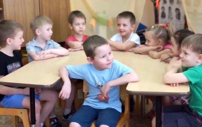 Английский язык у дошкольников 2